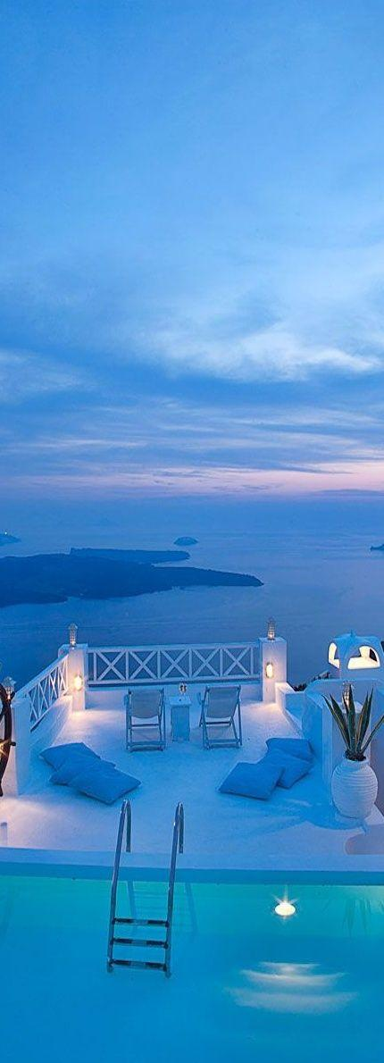 Hochzeit - 21 Stunning Photos Of Santorini, Greece