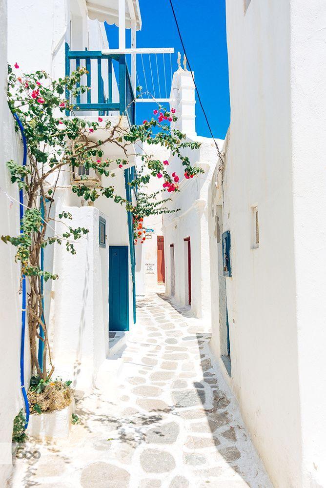 Hochzeit - A Detail From Mykonos