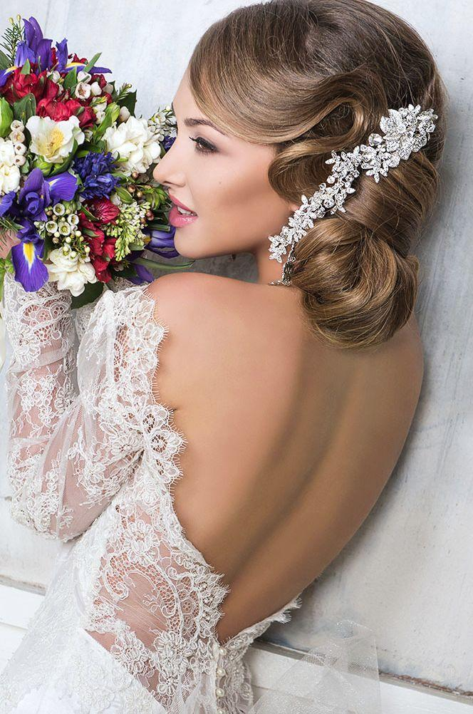 Mariage - Incredibly Elegant Wedding Hairstyles