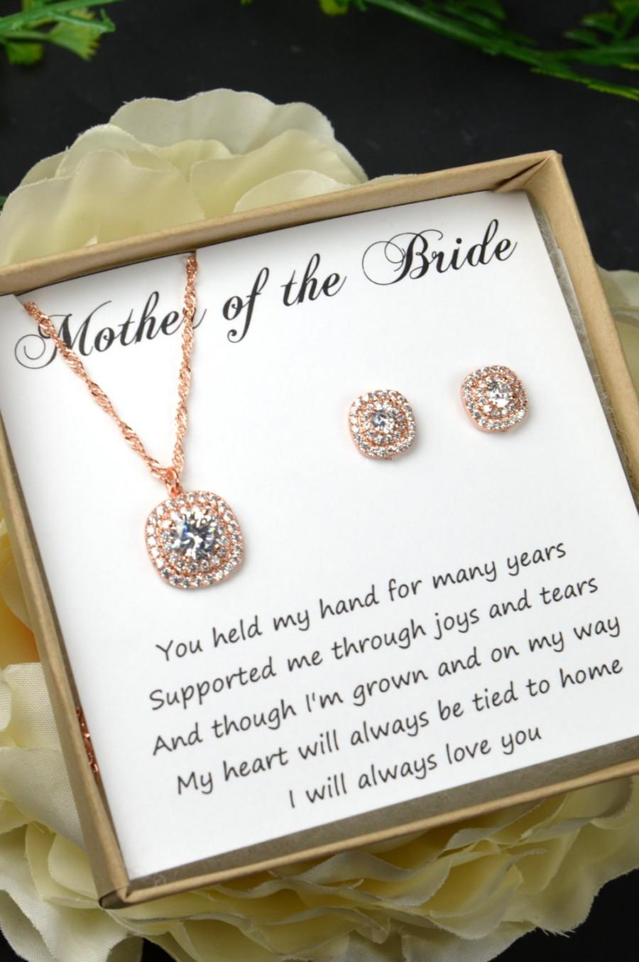 Mariage - Mother of the Bride Gift, Personalized Bridesmaids Gift,Mother of the Groom Gifts,Bridal Party Gift, Bridal Party Jewelry,Wedding bracelet,