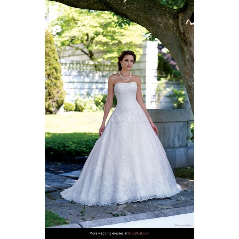 Mon Cheri David Tutera 113224 - Olive - Fantastische Brautkleider ...