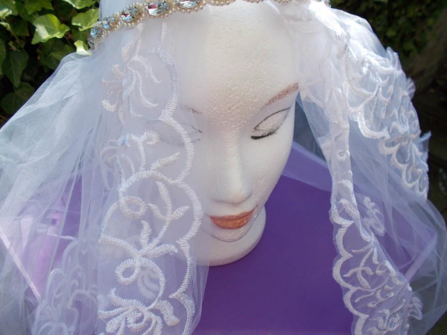 Wedding - Short Bridal Veils