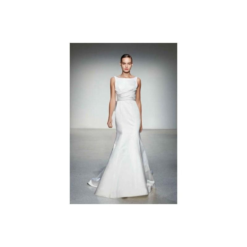 Mariage - Amsale MERCER - Charming Custom-made Dresses