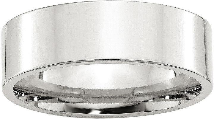 Mariage - MODERN BRIDE Womens Sterling Silver Band