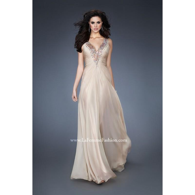 Wedding - La Femme 18604 Dress - Brand Prom Dresses