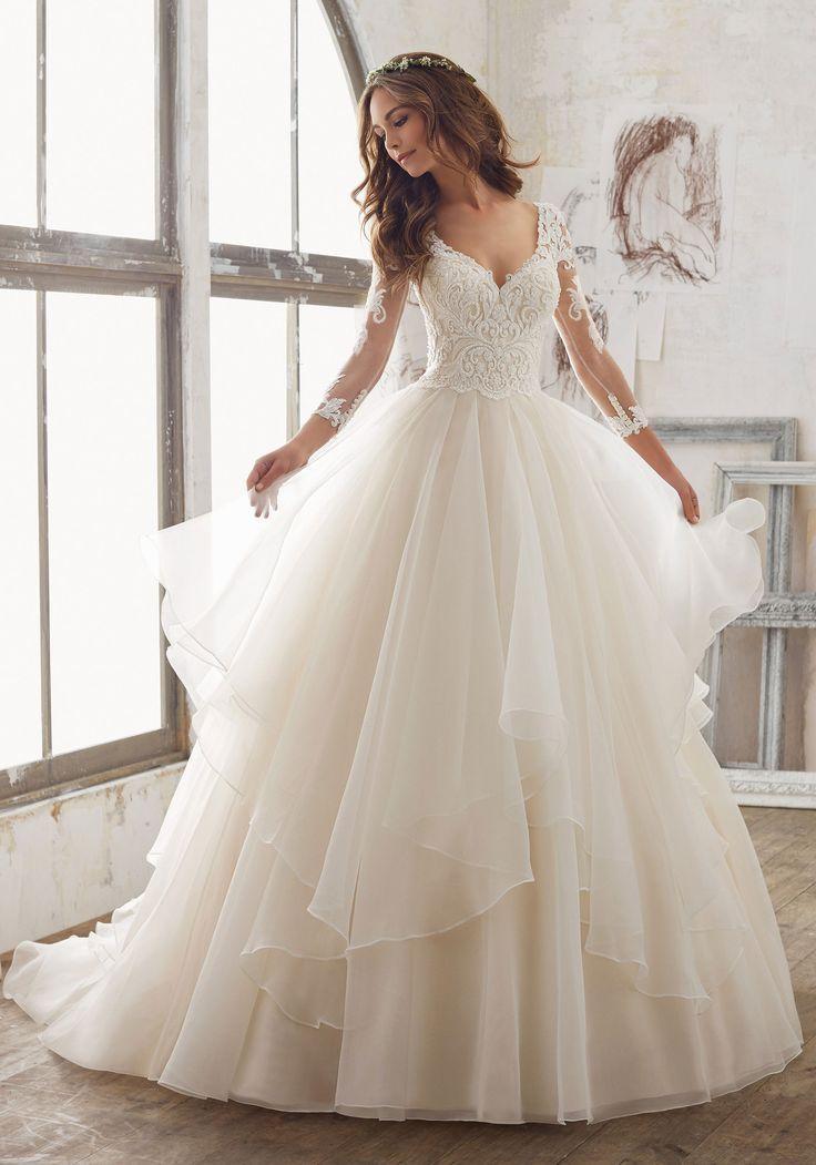 Wedding - Blu - Maya - 5517 - All Dressed Up, Bridal Gown