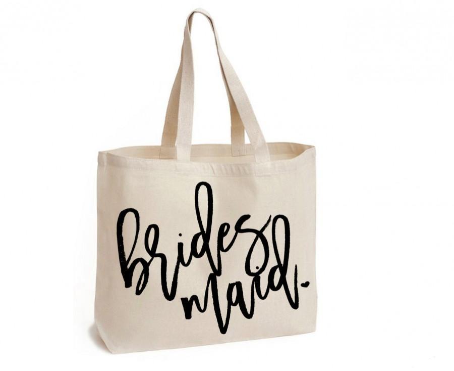 Bridesmaid Tote Bridal Tote Bridesmaid Gift Bridal Party