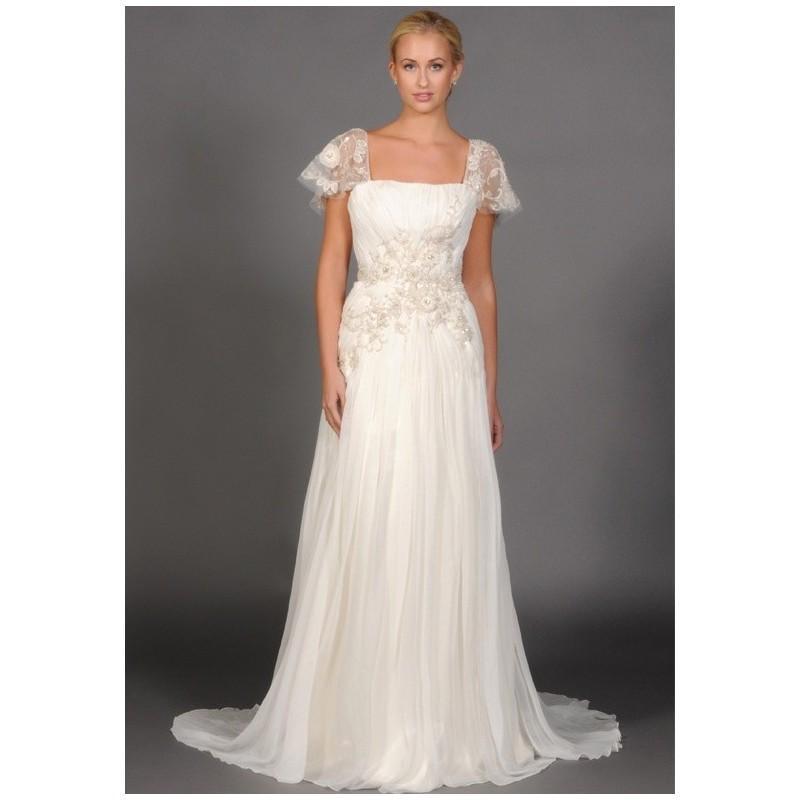 "Hochzeit - Eugenia ""Sabina"" Style 3904 - Charming Custom-made Dresses"