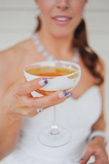 Hochzeit - Nailart