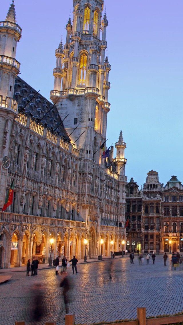 Mariage - Belgium trip