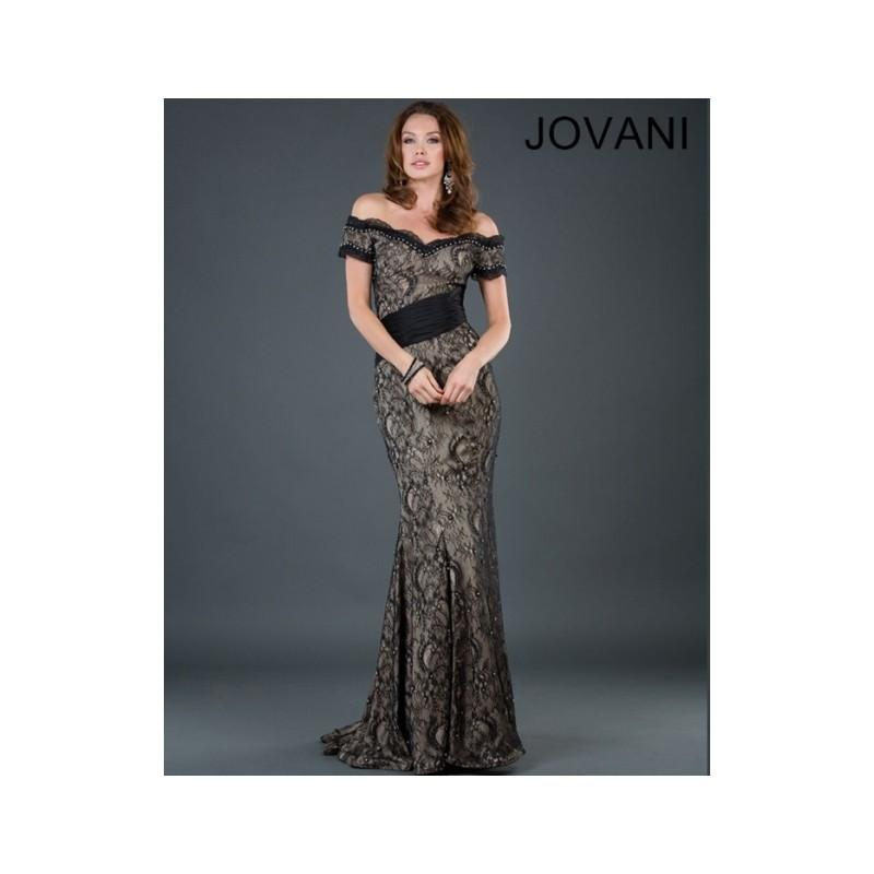 Mariage - Classical New Style Cheap Long Prom/Party/Formal Jovani Dresses 814 New Arrival - Bonny Evening Dresses Online