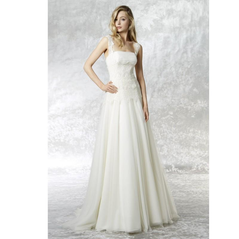 Raimon Bundo Kiss Sara Stunning Wedding Dresses
