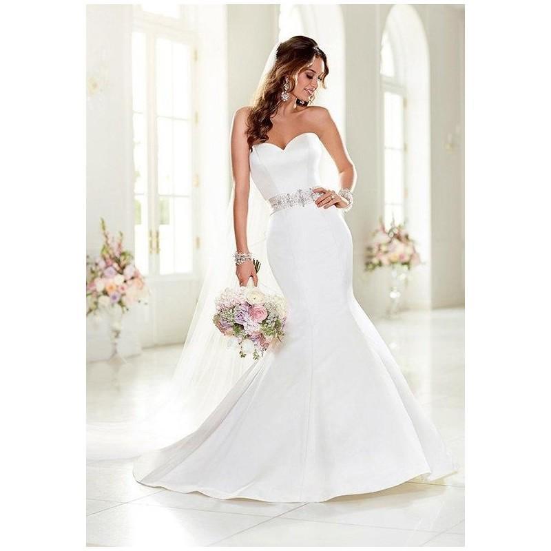 Wedding - Stella York 6005 Wedding Dress - The Knot - Formal Bridesmaid Dresses 2017