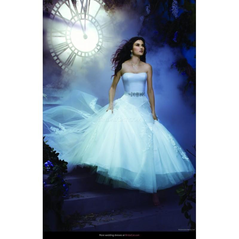 Düğün - Alfred Angelo Disney Fairy Tale 2013 226 Cinderella - Fantastische Brautkleider
