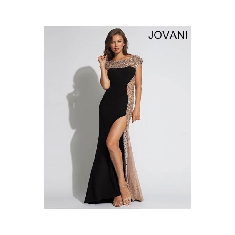 Wedding - Fashion Cheap 2014 New Style Jovani Prom Dresses  88250 - Cheap Discount Evening Gowns