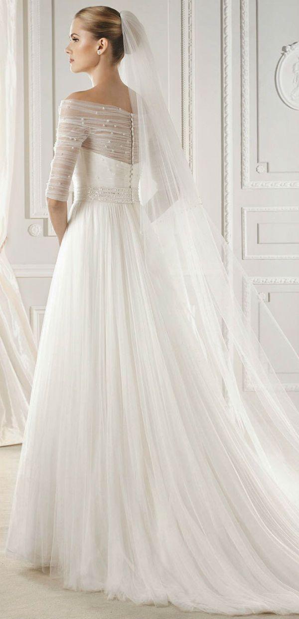 Hochzeit - Bridal Fashion By Sposa Barcelona 2015