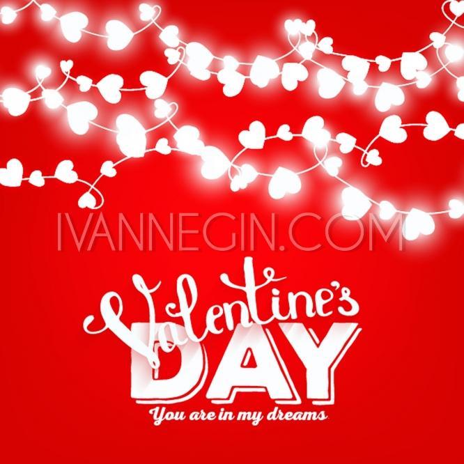 Valentine S Day Party Invitation Unique Vector