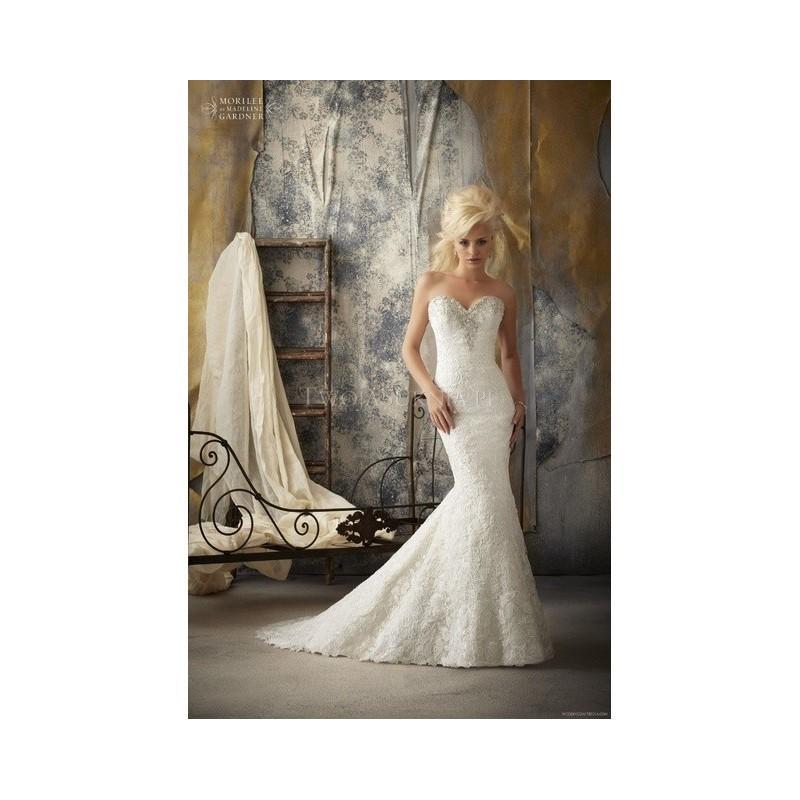Wedding - Mori Lee - Mori Lee 2013 (2013) - 1911 - Glamorous Wedding Dresses