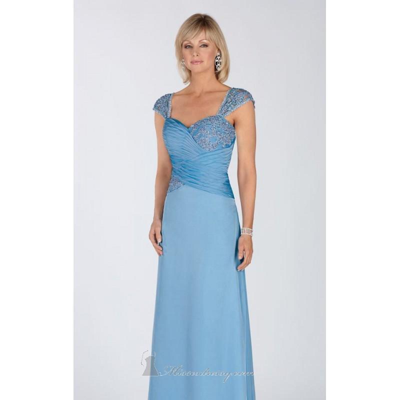 Wedding - Chiffon A-Line Dresses by Alyce Jean De Lys 29459 - Bonny Evening Dresses Online