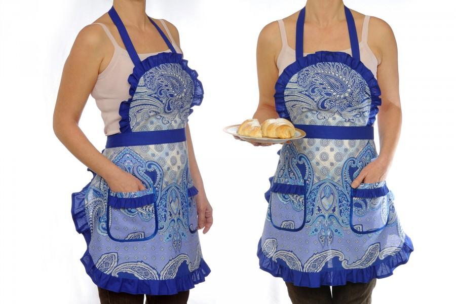 Cooking Apron Baking Apron Full Apron Womens Aprons