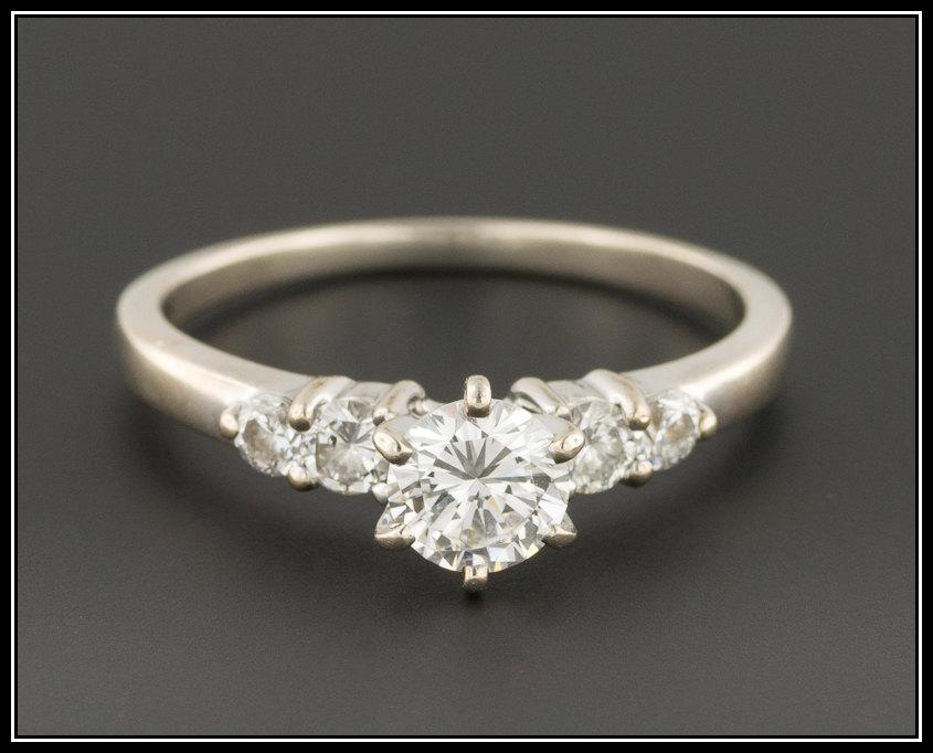 Mariage - Vintage Engagement Ring