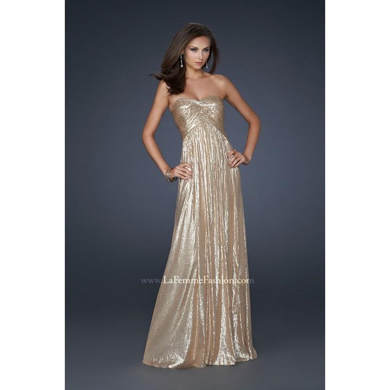 Nozze - La Femme 17085 Dress - Brand Prom Dresses