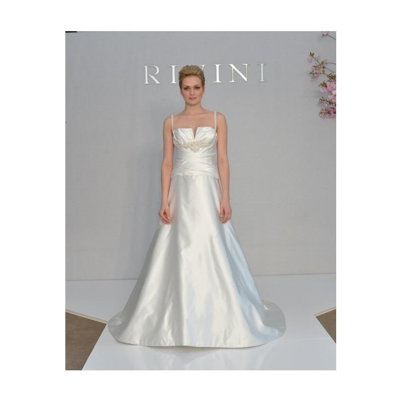 Wedding - Rivini MAYA Bridal Gown (2011) (RV11_MAYABG) - Crazy Sale Formal Dresses