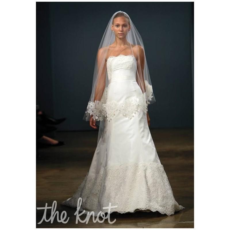Mariage - Monique Lhuillier Zuzanna - Charming Custom-made Dresses