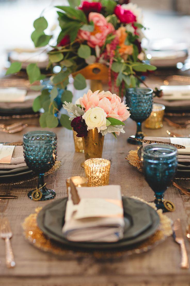 Wedding - Amazing Wedding Table
