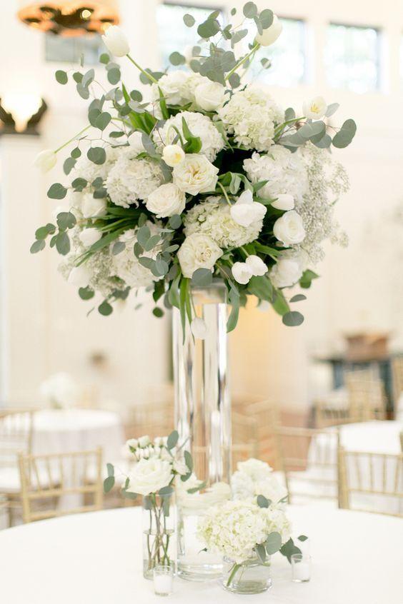 Свадьба - Greenery Eucalyptus Wedding Decor Ideas