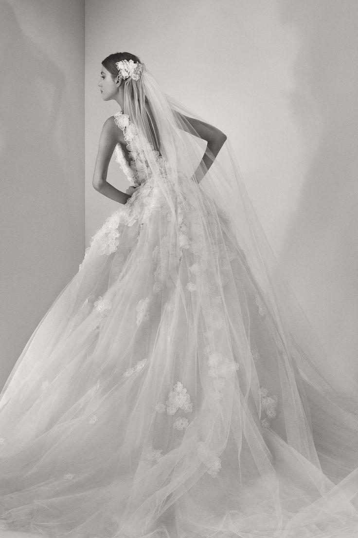 زفاف - Elie Saab Bridal Fall 2017 Fashion Show