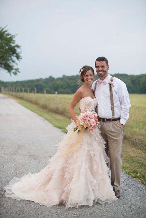 Свадьба - A New Country Chic Wedding