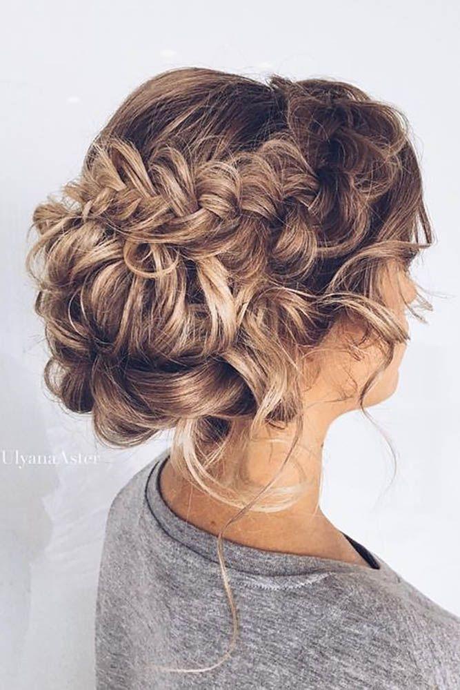 Wedding - Fall Wedding Hairstyles Best Photos
