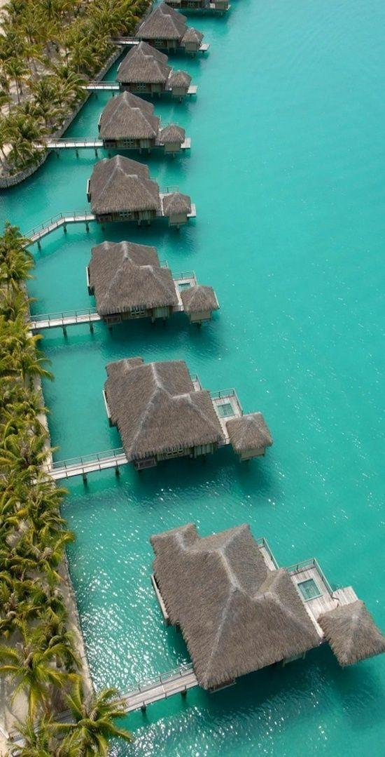 Wedding - St. Regis Bora Bora Resort