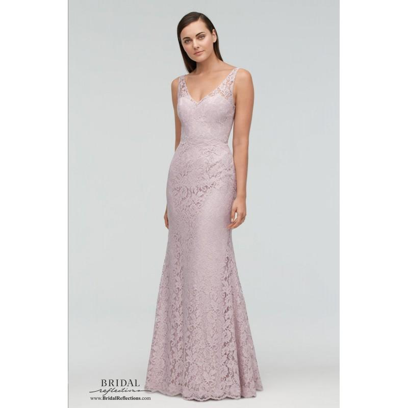 Mariage - Watters 9258 - Burgundy Evening Dresses