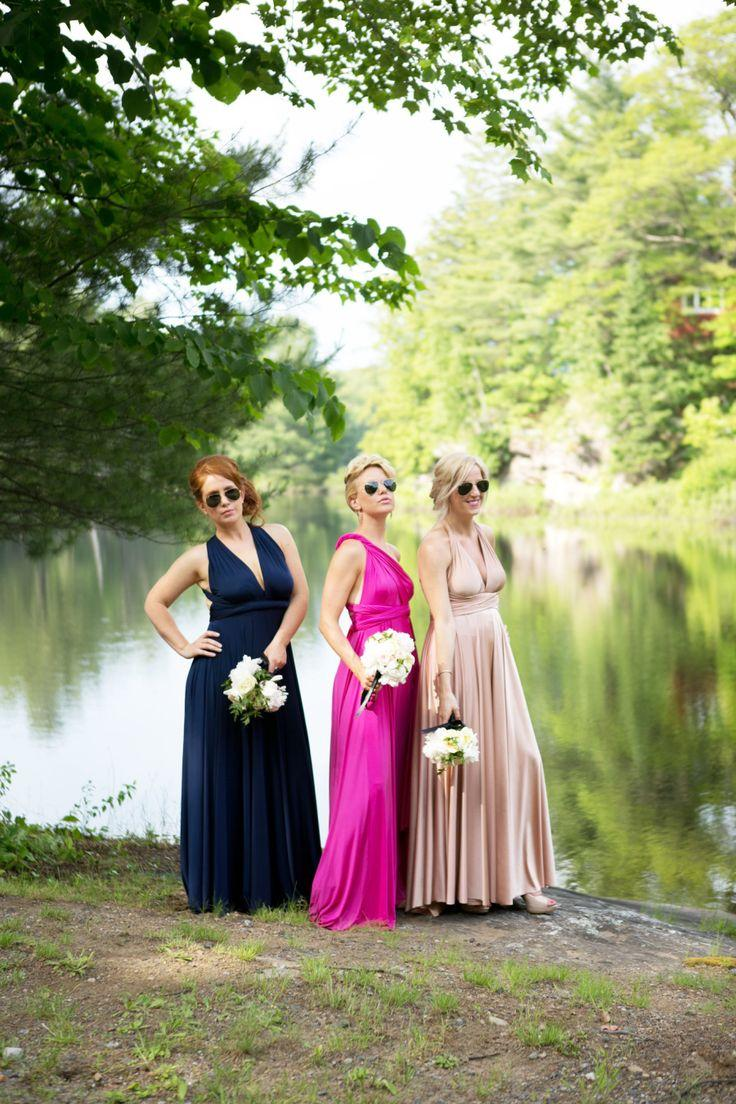 زفاف - Rustic Glam Huntsville, Ontario Wedding At Trillium Resort And Spa