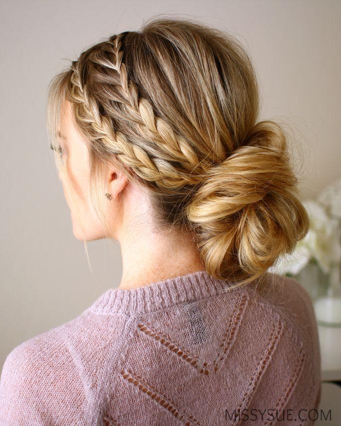 Mariage - Braided Hairstyles