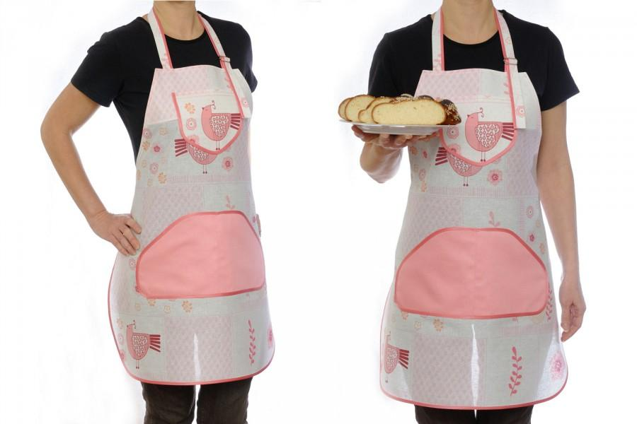 Cooking Apron Cotton Kitchen Apron Full Apron Adjustable Apron Womens Aprons  Chef Gift Pinafore Apron Baking Gift Foodie Gift New Home Gift