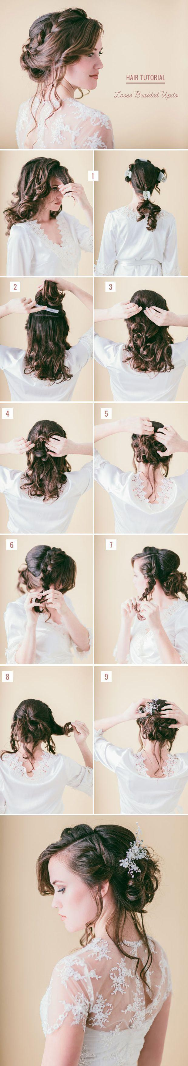 Свадьба - 17 Creative Braid Hairstyles You Should Not Miss