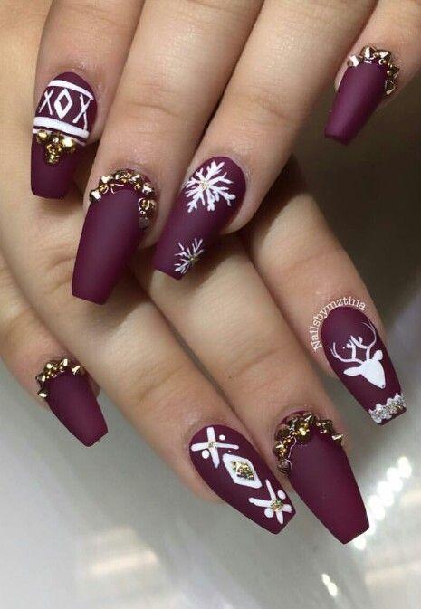 زفاف - Long Nails