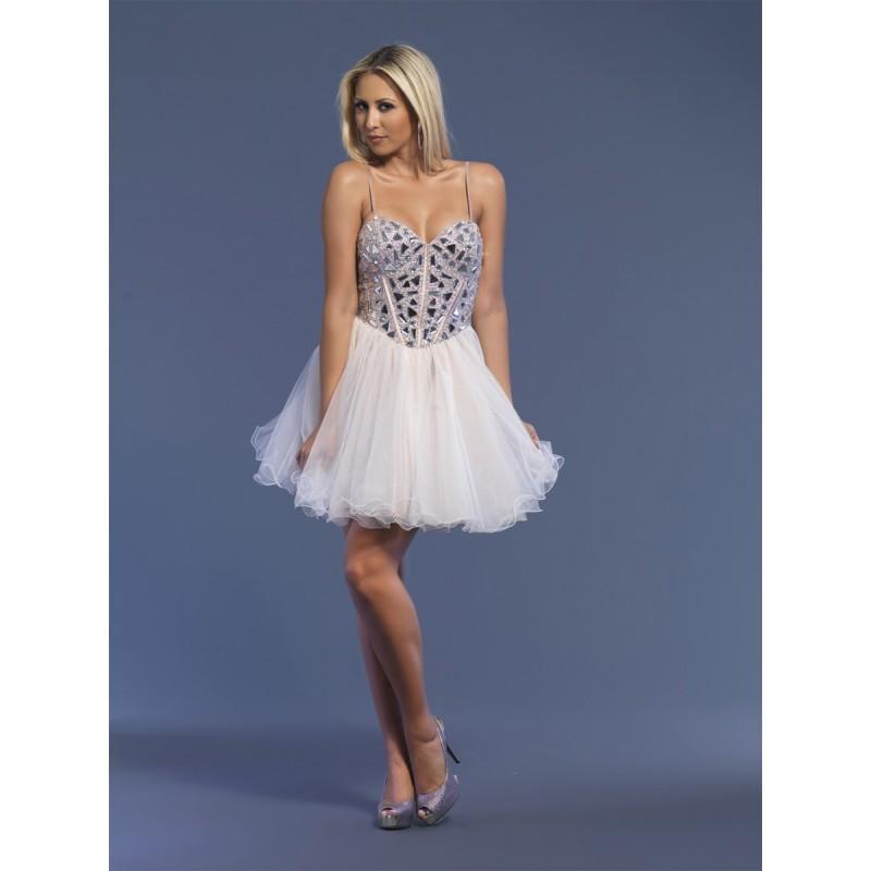 Свадьба - Dave and Johnny 7521 - Fantastic Bridesmaid Dresses