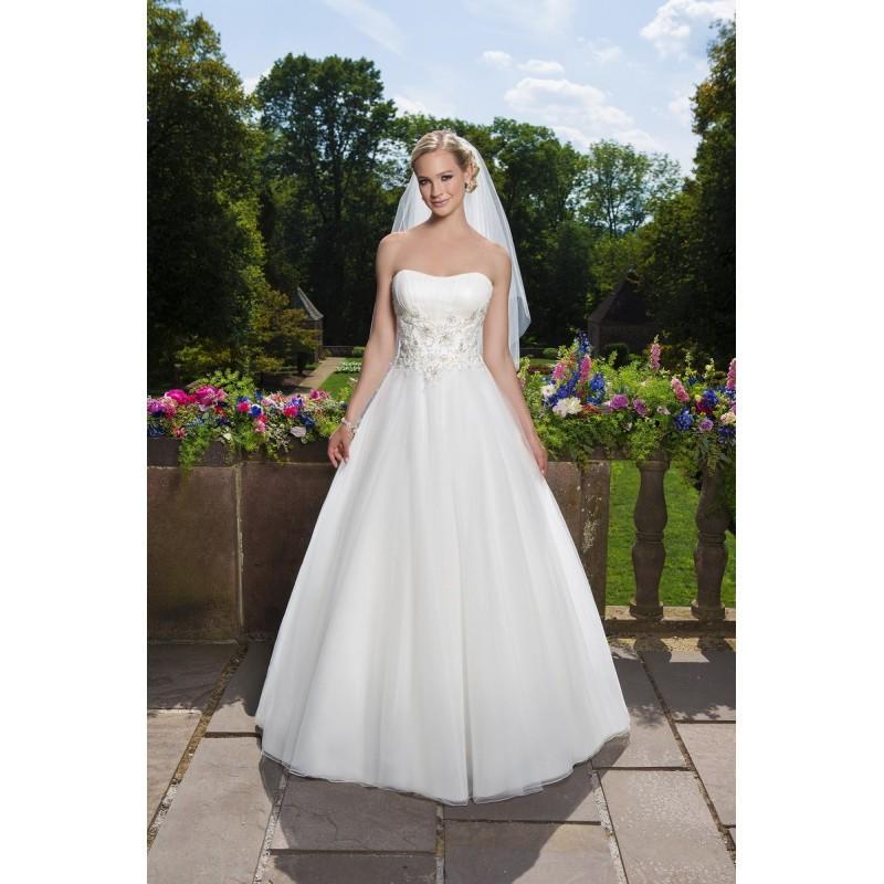 Robes de mari e sincerity 2016 3857 superbe magasin de for Magasins de robe de mariage milwaukee