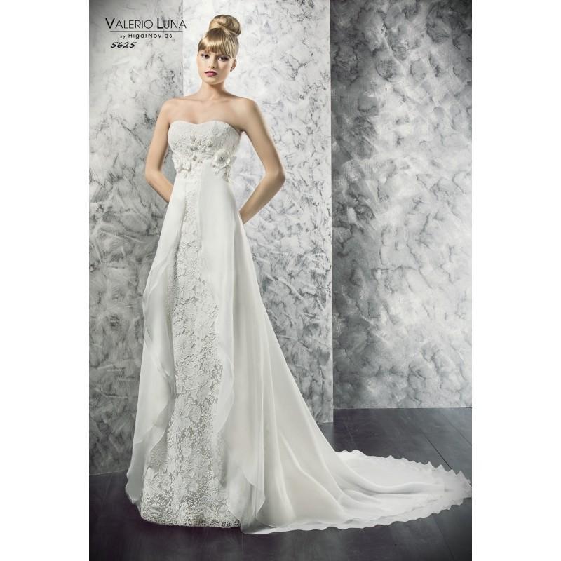 Hochzeit - 5625 (Valerio Luna) - Vestidos de novia 2017