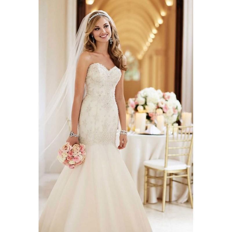 Wedding - Stella York Style 6107 - Fantastic Wedding Dresses