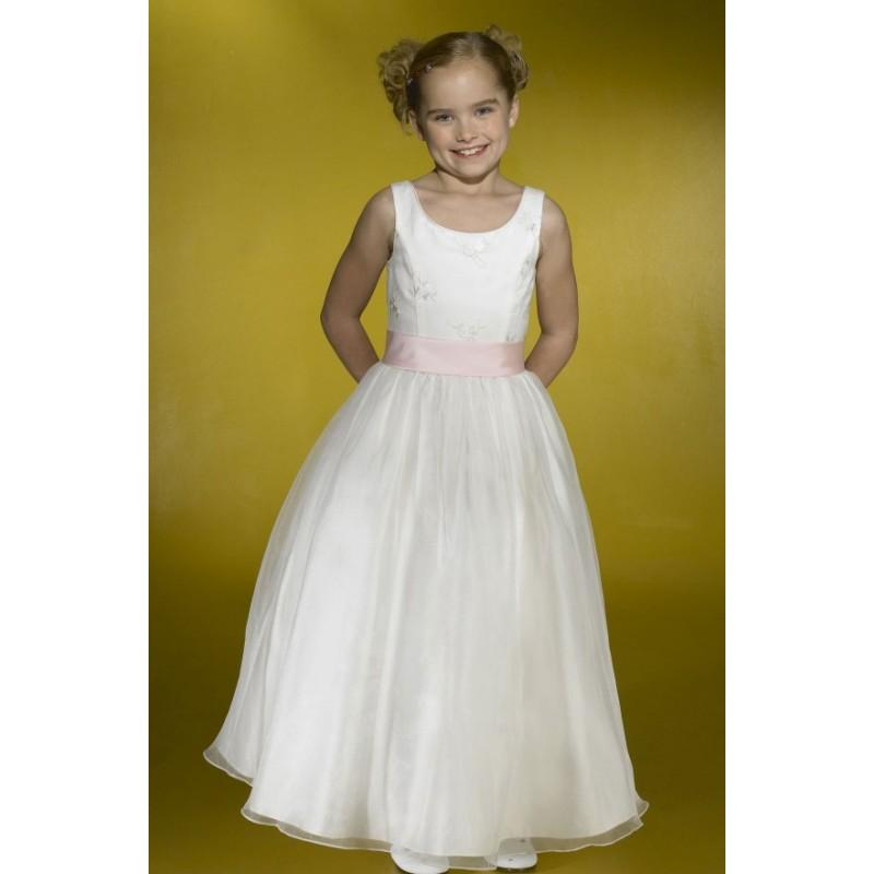 Mariage - Alexia Flower Girl - Style F005 - Junoesque Wedding Dresses