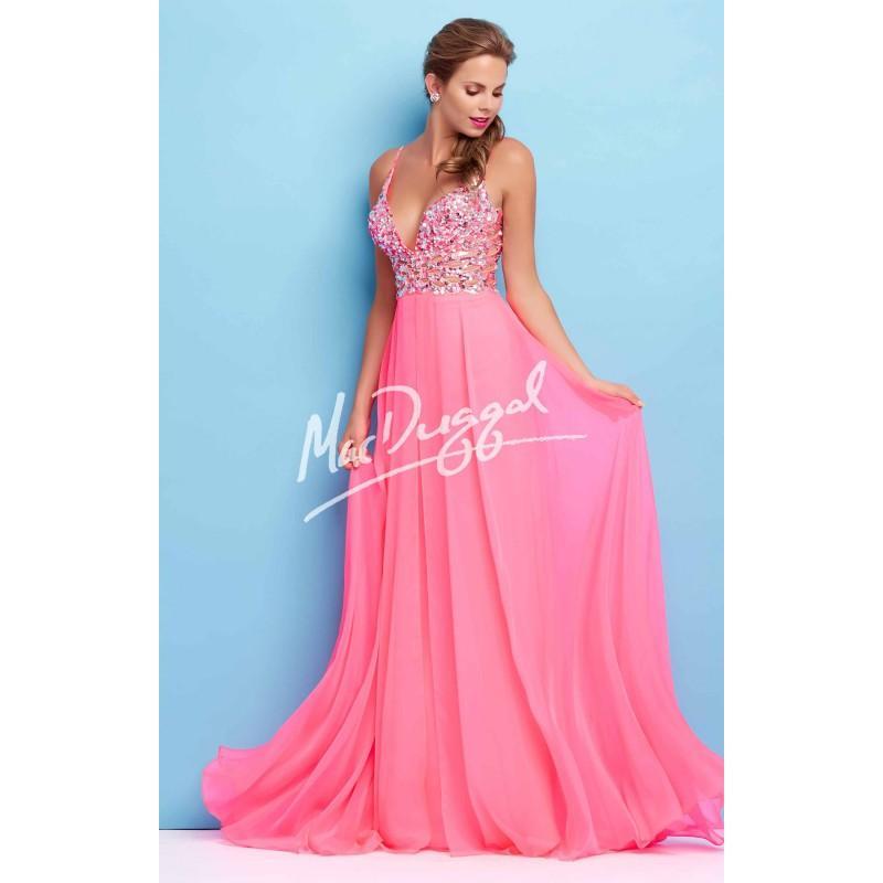 Boda - Flash - 65026L - Elegant Evening Dresses