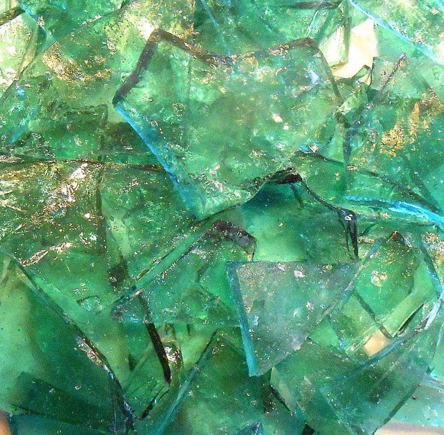 Boda - Sea Glass, Marshmallow, Rock Sugar, Hard Candy, Sweet, Fruity, Wedding Favors, Cake Decor 1/2 lb.