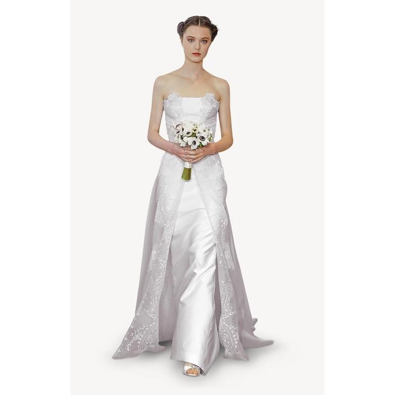 Wedding - 22 Anarie (Carolina Herrera) - Vestidos de novia 2017