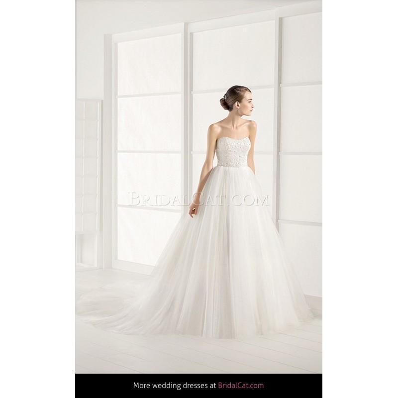 Wedding - Adriana Alier 2017 Jota - Fantastische Brautkleider