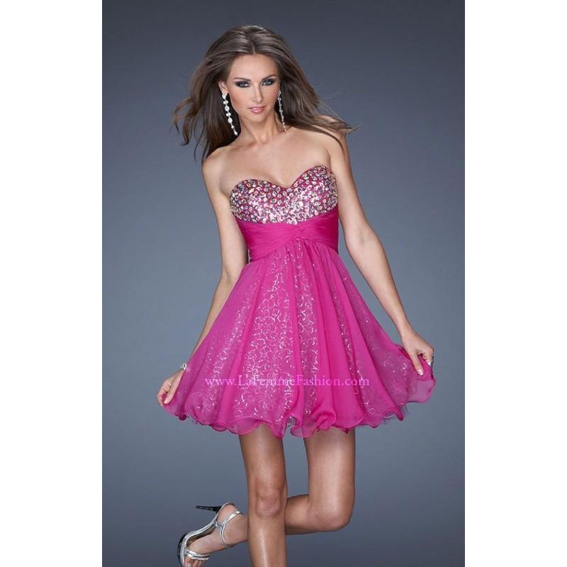Aquamarine La Femme 19250 - Customize Your Prom Dress #2665652 ...